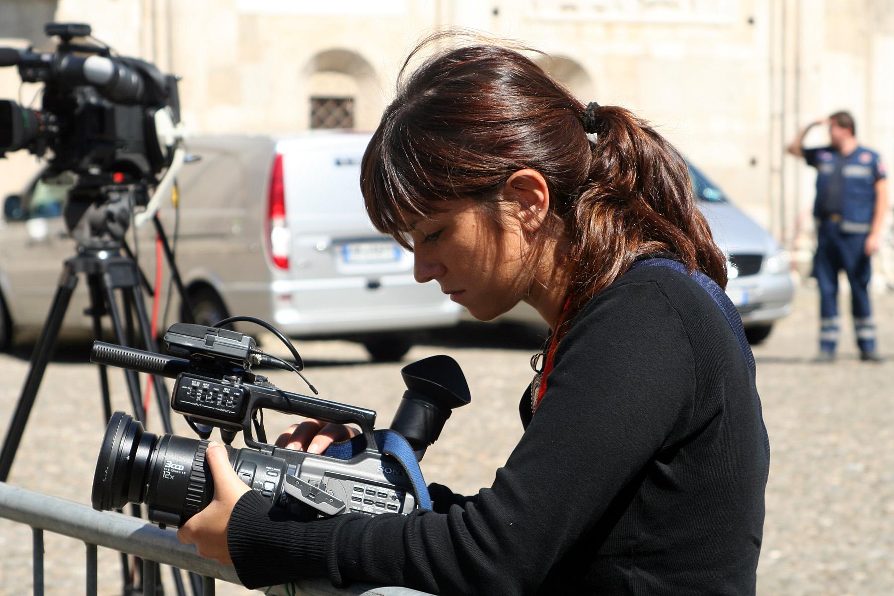 Videojournalist Wikimedia